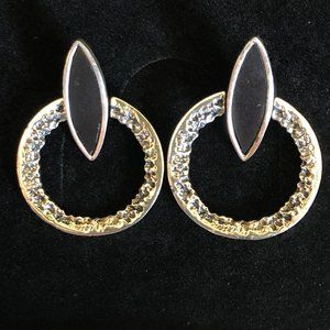 Jean Claude Darveau Earrings Vintage
